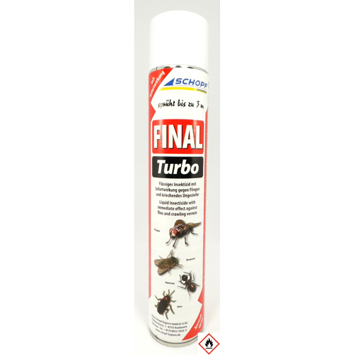 Turbo Fly Spray