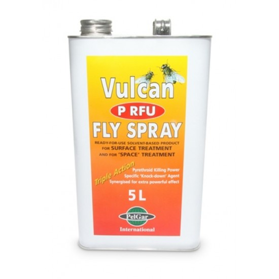 Vulcan P RFU Fly Spray