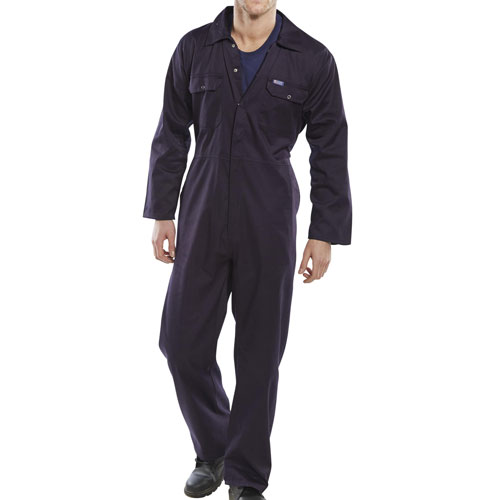 Click Polyester Cotton Boiler Suit One Pair