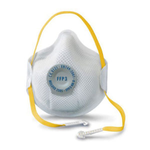 Moldex 2505 FFP3 Disposable Face Mask