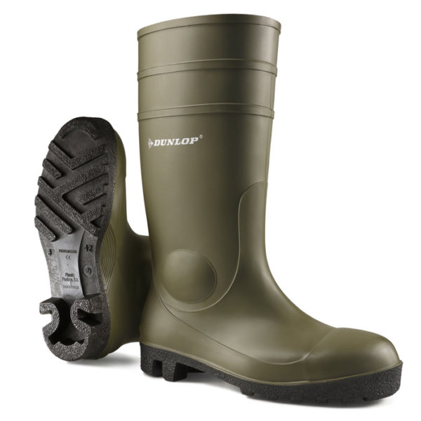 Dunlop Full Safety Wellingtons