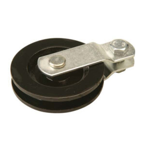 Cast Strap Pulley