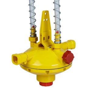 Lubing Midline Slope Regulator