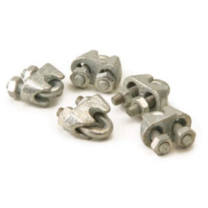 Wire Rope Grips 3mm
