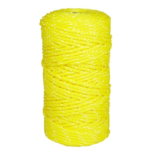 Yellow Suspension Cord 6mm 200mtrs